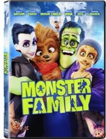 6009709161801 - Monster Family - Emily Watson
