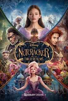 6004416138993 - Nutcracker and The Four Realms - Mackenzie Foy