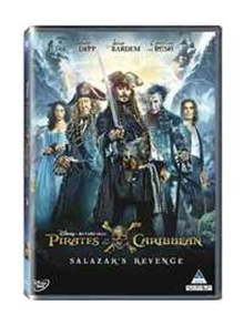 6004416133042 - Pirates of the Caribbean - Salazar's Revenge