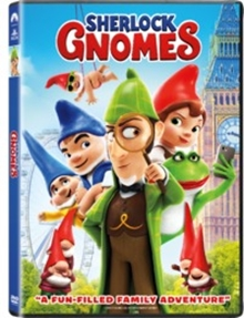 6009709163454 - Sherlock Gnomes - Johnny Depp