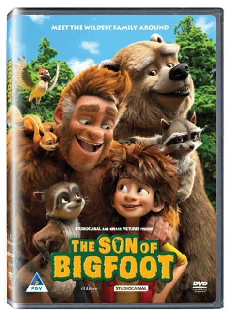 6004416133332 - Son of Bigfoot - Cal Brunker