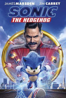 6009710444047 - Sonic the Hedgehog - Jim Carrey