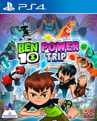 5060528033350 - Ben 10 - Power Trip - PS4