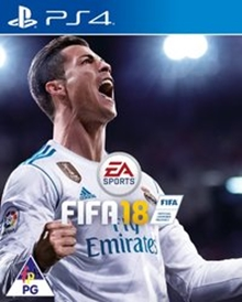 5030947121525 - FIFA 18 - PS4