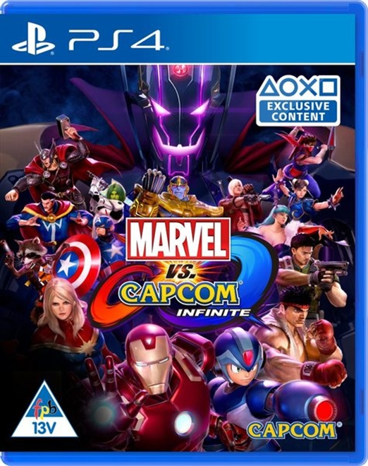 5055060931851 - Marvel vs. Capcom: Infinite - PS4