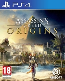 3307216025788 - Assassin's Creed Origins - PS4