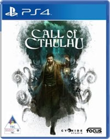 3512899117839 - Call of Cthulhu - PS4