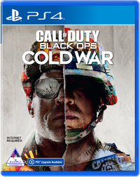 5030917291821 - Call of Duty - Black Ops Cold War - PS4