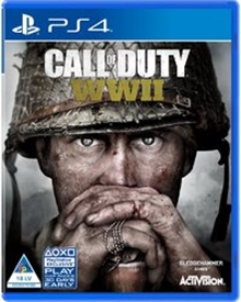 5030917215582 - Call of Duty : WWII - PS4