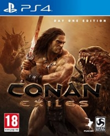 4020628772901 - Conan Exiles - Day 1 Edition - PS4