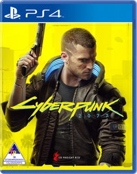 5902367640552 - Cyberpunk 2077 - PS4