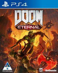 5055856422686 - DOOM Eternal - PS4