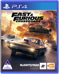 3391892009064 - Fast & Furious Crossroads - PS4