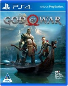 711719357674 - God of War - PS4