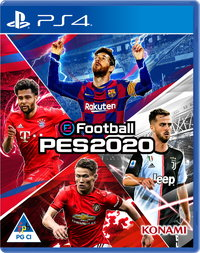 4012927104590 - eFootball PES2020 - PS4