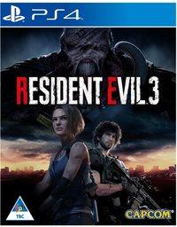 5055060949719 - Resident Evil 3 - PS4