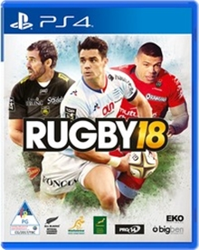 ALOT0006428 - Rugby 18 - PS4