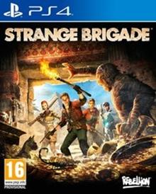 5060236969033 - Strange Brigade - PS4