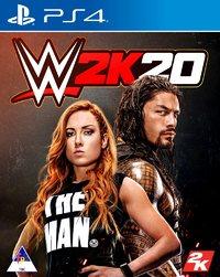 5026555425629 - WWE 2K20 - PS4