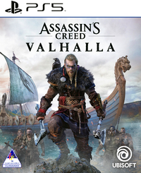 3307216174172 - Assassin's Creed: Valhalla - PS5