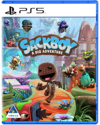 711719824121 - Sackboy: A Big Adventure - PS5
