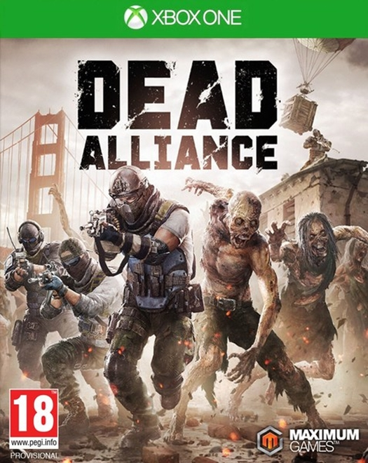5016488130547 - Dead Alliance - Xbox One