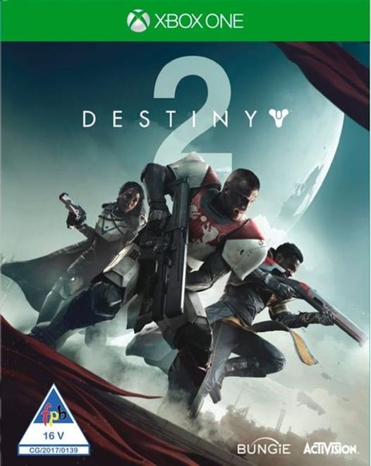 5030917214059 - Destiny 2 - Xbox One