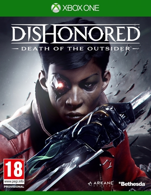 5055856415879 - Dishonored: Death of the Outsider - Xbox One