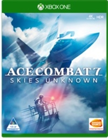 3391891993197 - Ace Combat 7 - Skies unknown - Xbox One