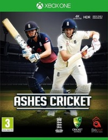9352522000039 - Ashes Cricket - Xbox One