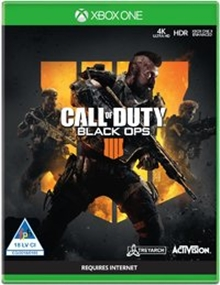 5030917238932 - Call of Duty - Black Ops 4 - Xbox One