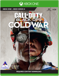 5030917291975 - Call of Duty - Black Ops Cold War - Xbox One