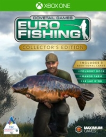 5016488131360 - Euro Fishing Sim - Collector's Edition - Xbox One