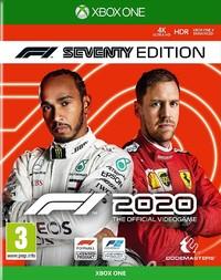 4020628721954 - F1 2020 - Seventy / Day 1 Edition - Xbox One