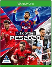 4012927112915 - eFootball PES2020 - Xbox One