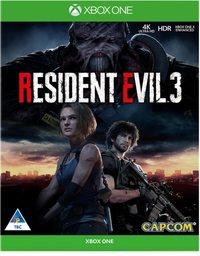 5055060987322 - Resident Evil 3 - Xbox One