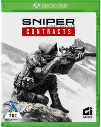 5906961199638 - Sniper Ghost Warrior Contracts - Xbox One