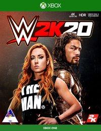 5026555361262 - WWE 2K20 - Xbox One