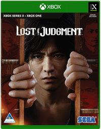 5055277044283 - Lost Judgment - Xbox Series X
