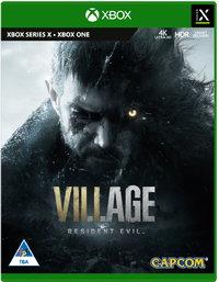 5055060974179 - Resident Evil 8: Village - Xbox Series X